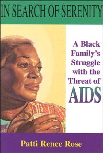 9780883780695: In Search of Serenity: A Black Familys Struggle with the Threat of AIDS