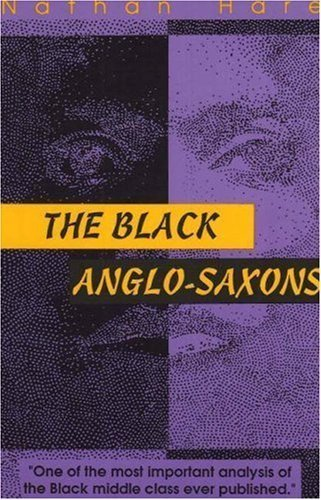 9780883781302: Black Anglo-Saxons