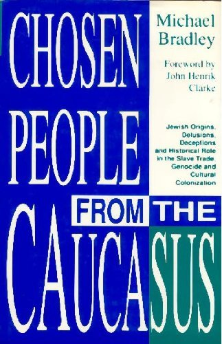 9780883781746: CHOSEN PEOPLE FROM THE CAUCASUS (paperback)