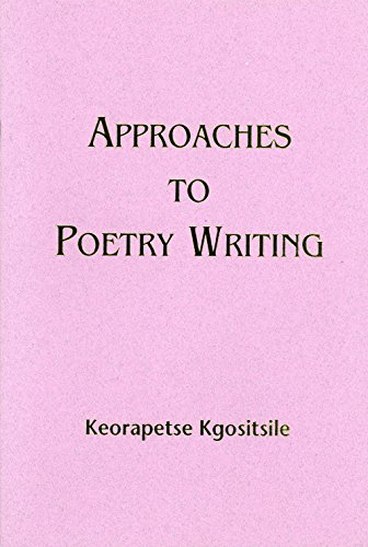 9780883781760: Approaches to Poetry Writing