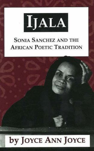 9780883781890: Ijala: Sonia Sanchez and the African Poetic Tradition