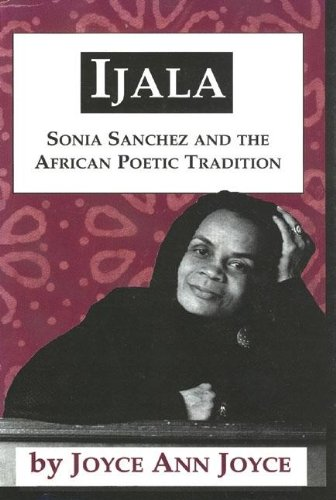 9780883781906: Ijala: Sonia Sanchez and the African Poetic Tradition
