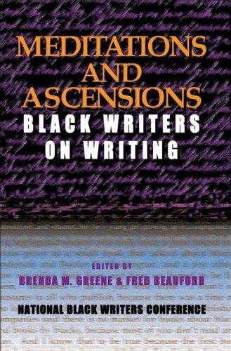 9780883782965: Meditations and Ascensions: Black Writers on Writing