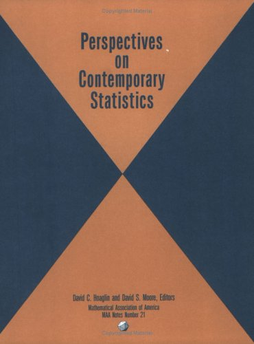9780883850756: Perspectives on Contemporary Statistics (M A A NOTES)