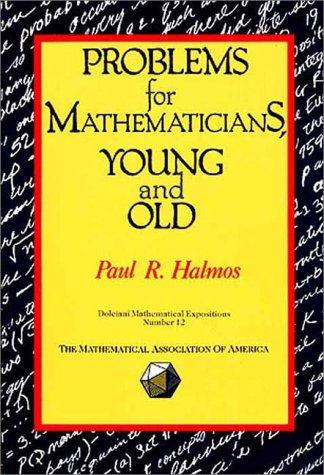 9780883853207: Problems for Mathematicians, Young and Old: 12