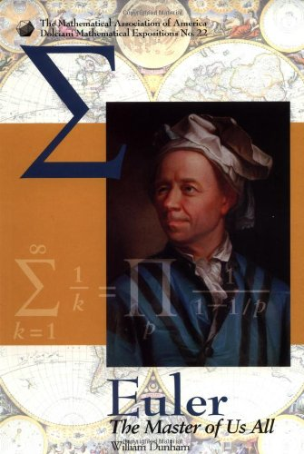 9780883853283: Euler Paperback: The Master of Us All (Dolciani Mathematical Expositions)