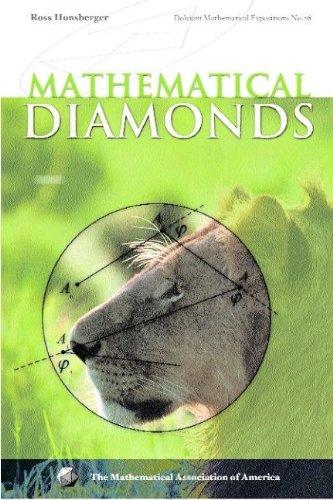 9780883853320: Mathematical Diamonds