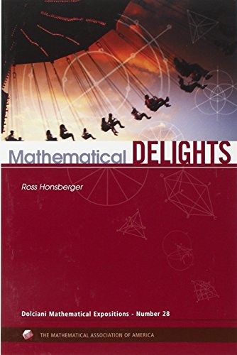 9780883853344: Mathematical Delights (Dolciani Mathematical Expositions)