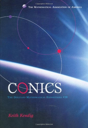 9780883853351: Conics Hardback (Dolciani Mathematical Expositions)