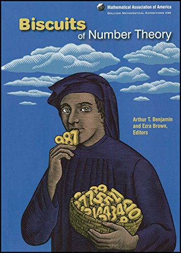 9780883853405: Biscuits of Number Theory Hardback (Dolciani Mathematical Expositions)