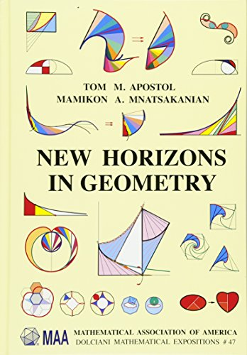 9780883853542: New Horizons in Geometry