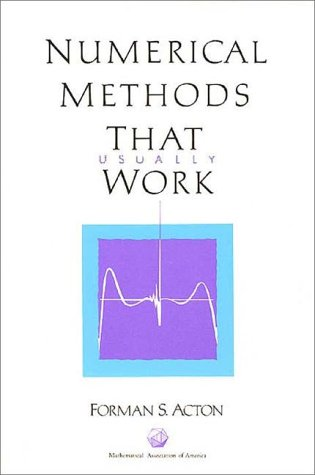 9780883854501: Numerical Methods that Work