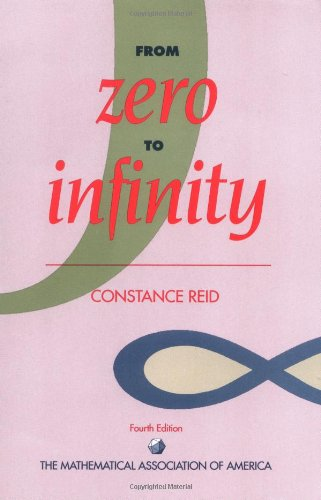 9780883855058: From Zero to Infinity: What Makes Numbers Interesting (Spectrum Series)