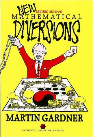 9780883855171: New Mathematical Diversions: More Puzzles, Problems, Games, and Other Mathematical Diversions