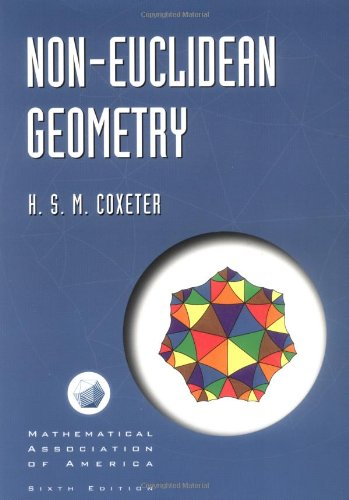 9780883855225: Non-Euclidean Geometry (Mathematical Association of America Textbooks)