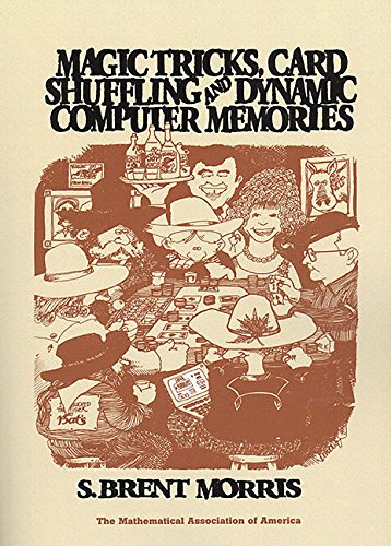 9780883855270: Magic Tricks, Card Shuffling and Dynamic Computer Memories (Spectrum)