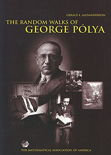 The Random Walks of George Polya (Paperback): George Polya, Gerald L. Alexanderson