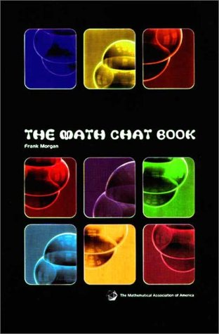 9780883855300: The Math Chat Book (Spectrum)