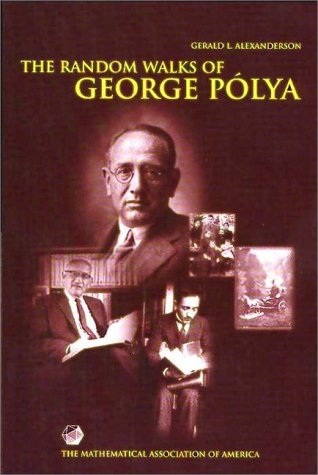 9780883855317: The Random Walks of George Polya
