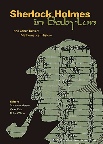 9780883855461: Sherlock Holmes in Babylon and Other Tales of Mathematical History (Spectrum)