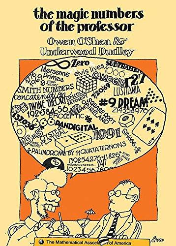 9780883855577: The Magic Numbers of the Professor (Spectrum)