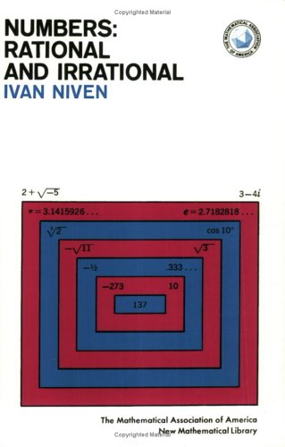 9780883856017: Numbers: Rational and Irrational