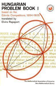 9780883856116: Hungarian Problem Book 1: Based on the Eotvos Competition (New Mathematical Library) (Bk. 1) (English and Hungarian Edition)