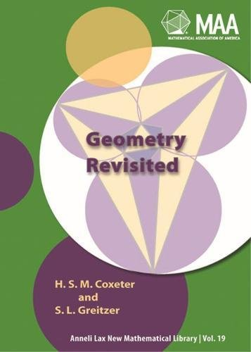 9780883856192: Geometry Revisited (New Mathematical Library)
