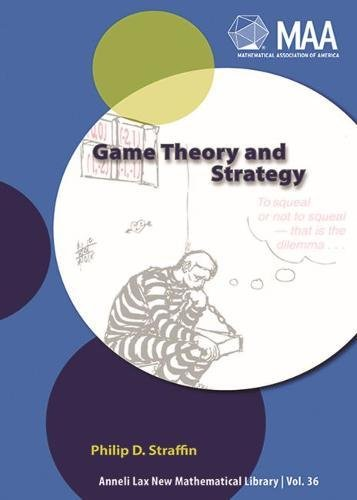 9780883856376: Game Theory and Strategy (New Mathematical Library, No. 36)