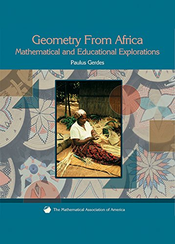 9780883857151: Geometry from Africa (Classroom Resource Materials)