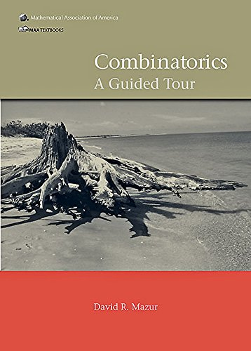 9780883857625: Combinatorics: A Guided Tour