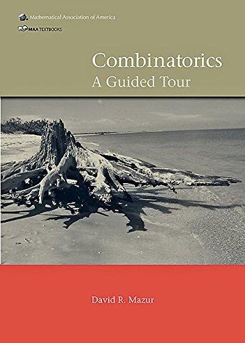 9780883857625: Combinatorics: A Guided Tour (MAA Textbooks)