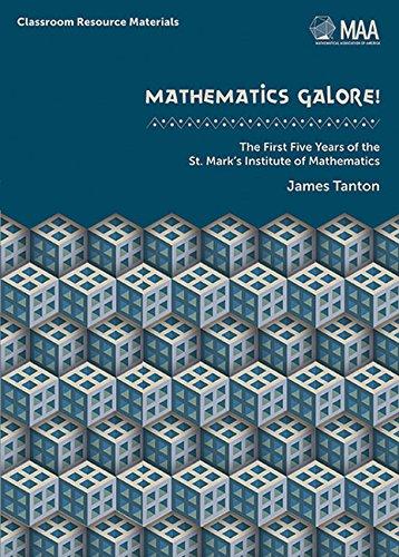 9780883857762: Mathematics Galore! (Classroom Resource Materials)