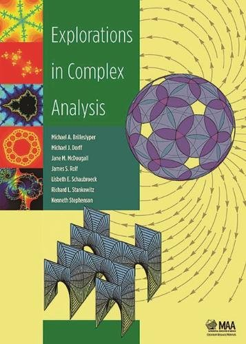 9780883857786: Explorations in Complex Analysis (Classroom Resource Materials)