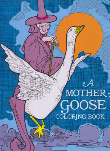 9780883880128: Mother Goose Coloring Book