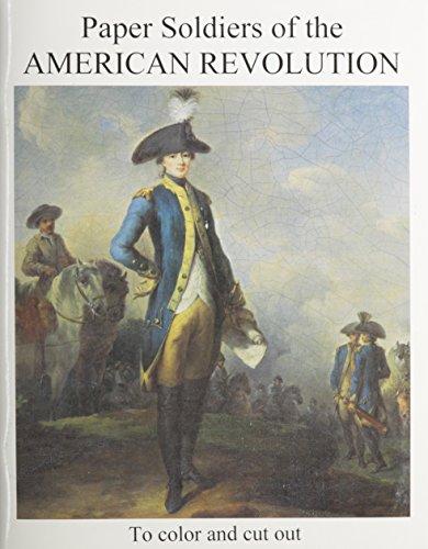 Paper Soldiers of the American Revolution: Zlatich, Marko