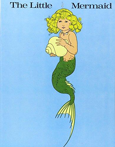 Little Mermaid-Coloring Book: Hans Christian Andersen