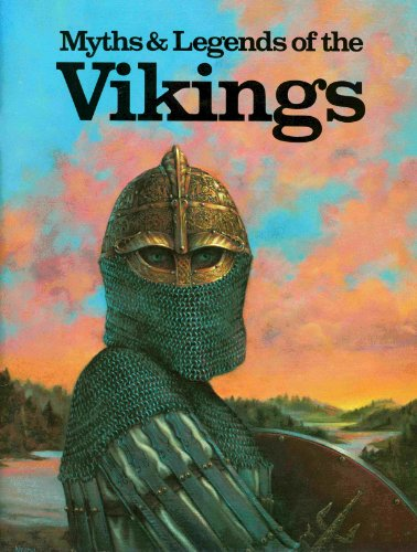 9780883880715: Vikings Myths and Legends: Coloring Book