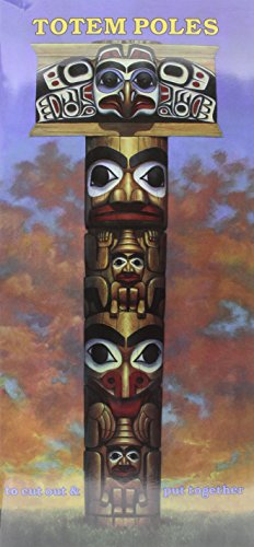 9780883880814: Totem Poles to Cut Out and Put Together