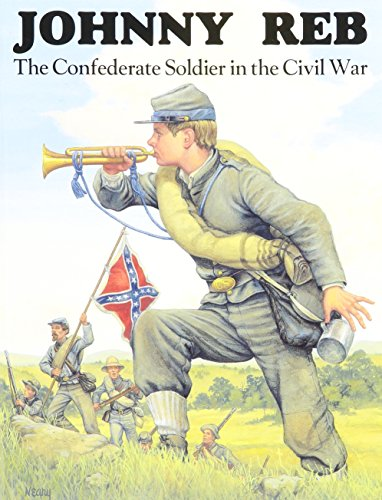9780883881804: Johnny Reb: The Confederate Soldier in the Civil War