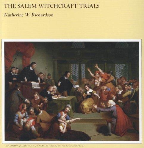 9780883890899: The Salem Witchcraft Trials