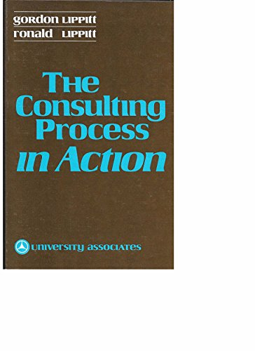 9780883901410: The consulting process in action