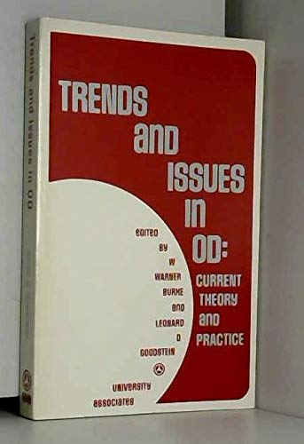9780883901625: Trends and issues in OD: Current theory and practice
