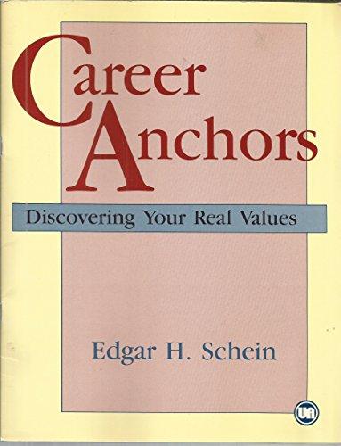 9780883901854: Career anchors trainer's manual