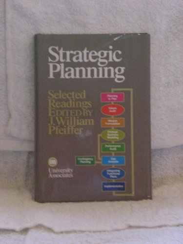 9780883901977: Strategic planning: Selected readings