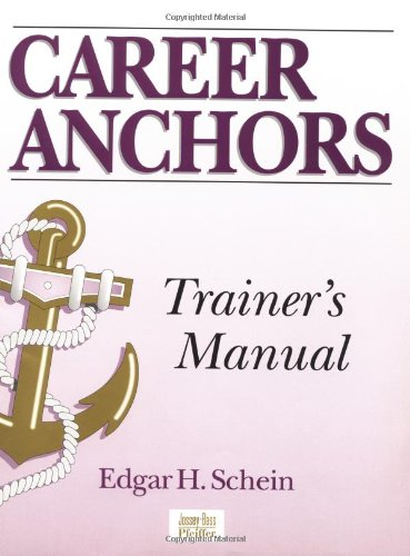 9780883902561: Career Anchors: Discovering Your Real Values