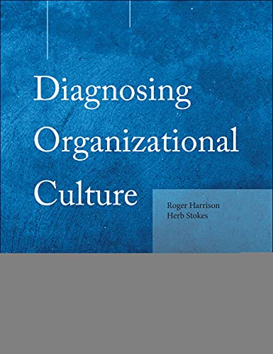 9780883903162: Diagnosing Organizational Culture