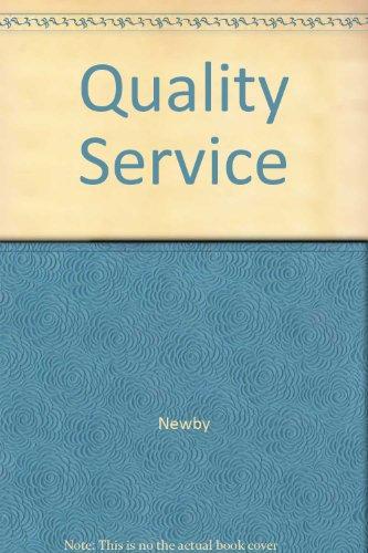 9780883903469: Quality Service