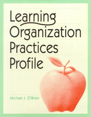 9780883903759: Learning Organization Practices Profile