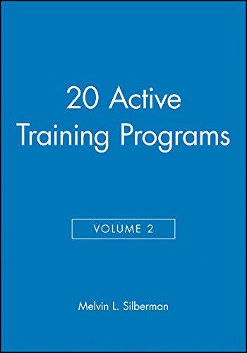 9780883904152: 20 Active Training Programs (Twenty Active Training Programs) (Volume 2)